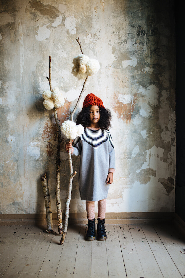 Pepeandnika monkind berlin bio organic kindermode design Herbst winter kollektion 2016 2017