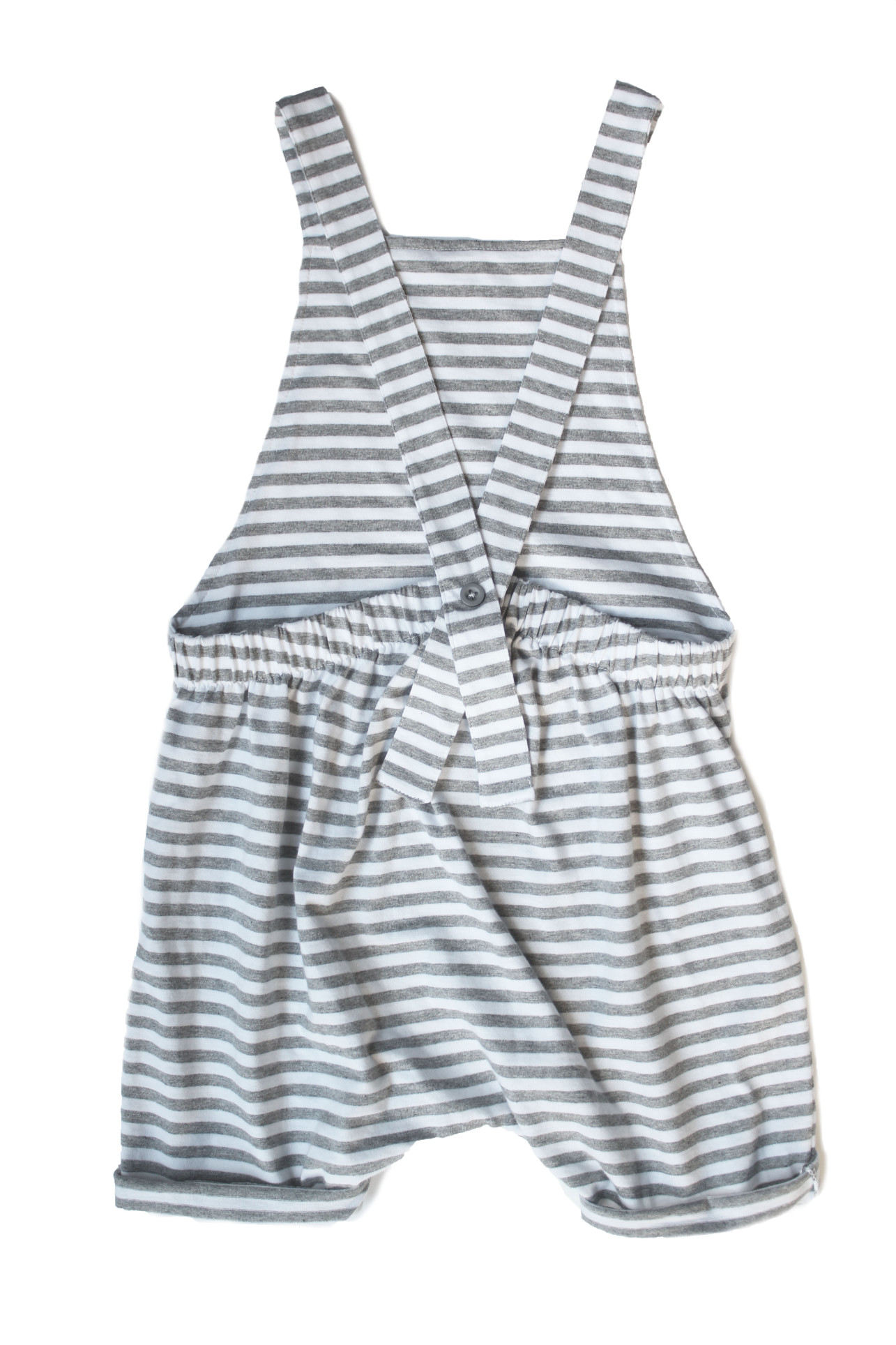0701fa33 Pepe and Nika Gray Label Niederlande Kindermode Basics Organic fair-trade  Baumwolle Latzhose Overall gestreift ...