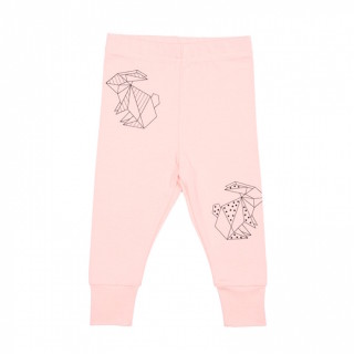 PepeandNika pepe and Nika tjorven kids estonia kinder mode Baby Leggings hose Toddler pink Mädchen Girls