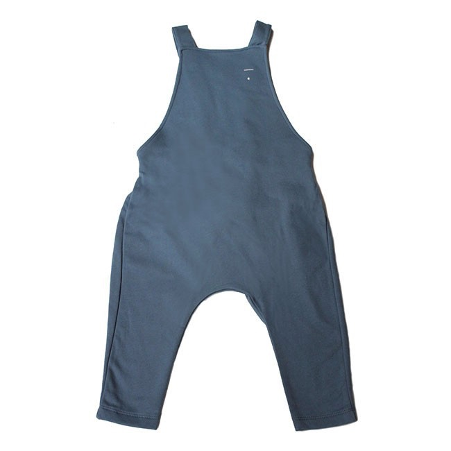 Pepe&Nika Pepe and Nika Gray Label Netherlands Amsterdam Little Apparel Baby Kids overall denim organic cotton