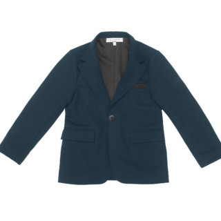 Pepe&Nika Pepe and Nika Paade Mode festive elegant Suit Jacket Blue Dark Blue Boys