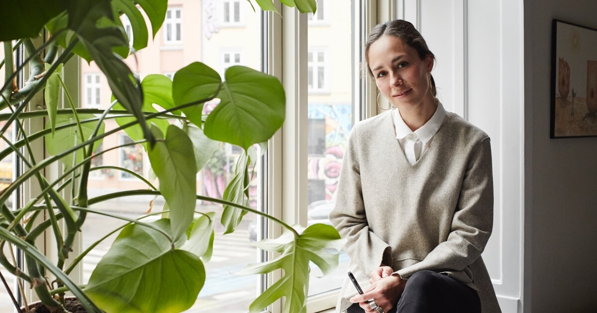 Let's talk to Johanna Topooco – the pragmatic dreamer and founder of WAWA Copenhagen
