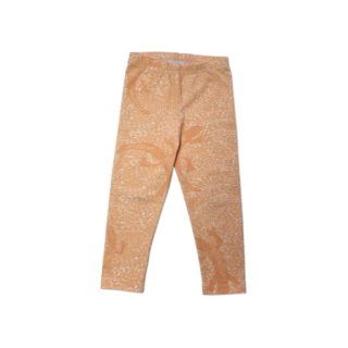 Pepe&Nika PepeandNika Kindermode Kids Fashion Little Apparel Ateljee California Scandinavia Orange Lizard Leggings Kids Kinder unisex Baby orange peach casual sporty sportlich print Lizard vernal autumnal frühlingshaft herbstlich