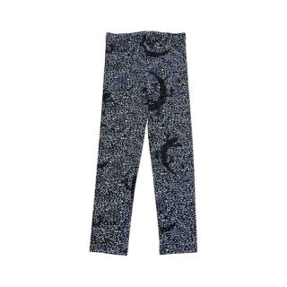 Pepeandnika ateljee black lizard leggings organic baby and kids clothes casual ss17 vernal