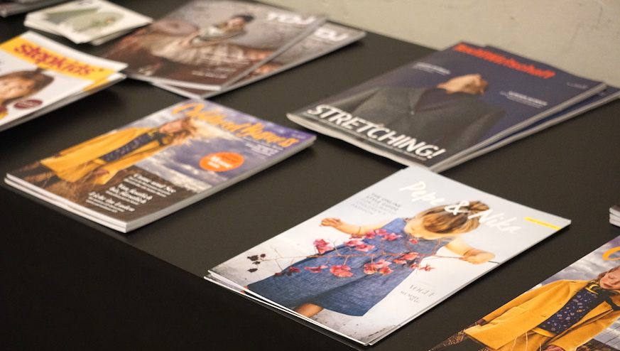 pepe&nika cover magazine at ciffkids copenhagen scandinavians largest kidsfashion fair