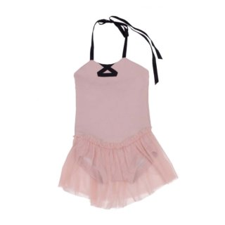 Pepe&Nika PepeandNika Kids Fashion Little Apparel Kindermode FROU FROU kids Ballerina Playsuit rose black rosa schwarz Tutu sommerlich summery vernal frühlingshaft elegant chic cute