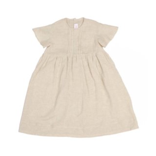 Pepe&Nika PepeandNika Kids Fashion Little Apparel Kindermode FROU FROU kids Linen Dress Florence sommerlich summery vernal frühlingshaft cute mädchenhaft elegant romantic plain romantisch