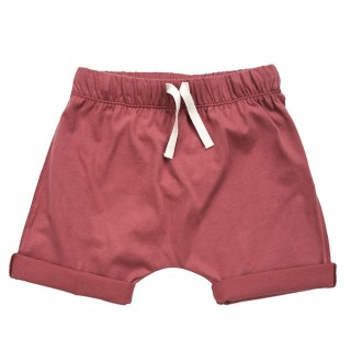 Pepe&Nika PepeandNika Gray Label Little Apparel Baby girls boys cotton shorts vintage organic basic casual