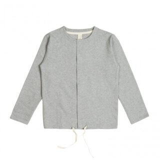 pepeandnika gray label summer jacket grey melange elegant