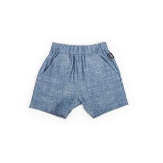 Pepe&Nika PepeandNika MONKIND Berlin Kids Fashion Kindermode Little Apparel Jeans Shorts boys Jungen baby casual blau blue plain summery sommerlich organic bio
