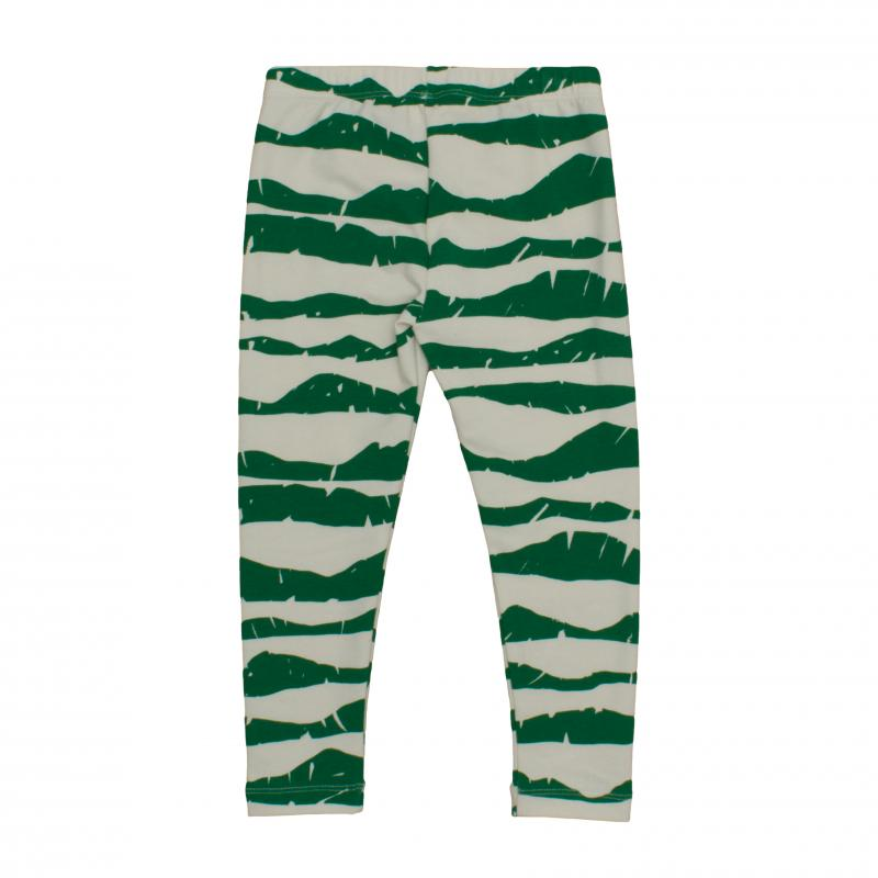 Pepe&Nika PepeandNika Noé & Zoë Little Apparel Berlin Kids Fashion Kids Leggings green white organic cotton bio autumn collection 2016