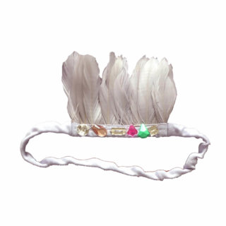 Pepe&Nika PepeandNika Wovenplay Little Apparel Kids Fashion girls Feather Headband accessories chic de luxe elegant hand-made handmade cute romantic vintage Featherband Orleans