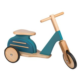 pepeandnika moulin roty design wooden scooter toddler kids outdoor motivity coordination de luxe