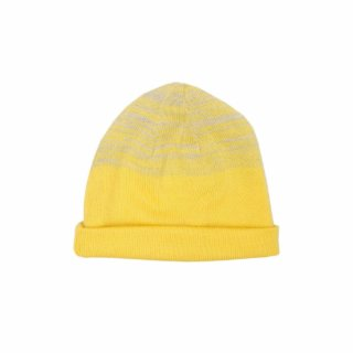 Pepeandnika Pepe&Nika Paade Mode Little Apparel girls boys de luxe wool merino Beanie yellow Beanio IO casual autumnal winterly