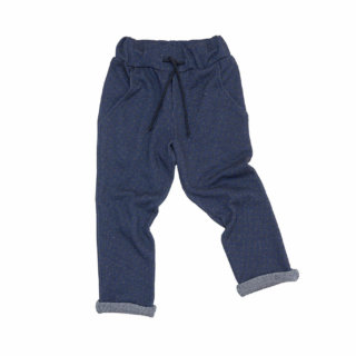 Pepeandnika Pepe&Nika Paade Mode Little Apparel boys basics Cloth trousers TROUSERS SANDDUNES blue autumnal cool de luxe casual
