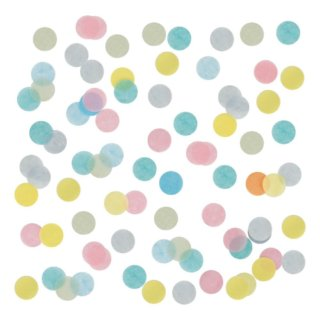 pepeandnika my little day paper confetti multicoloured party kids birthday