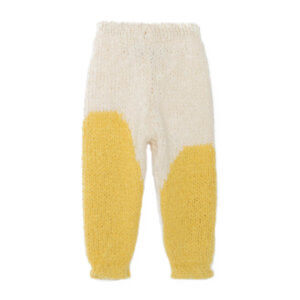 pepenika The Animals Observatory Knitted Trousers / baby leggings