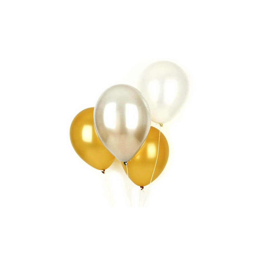 pepeandnika my little day party metallic balloons kids birthday