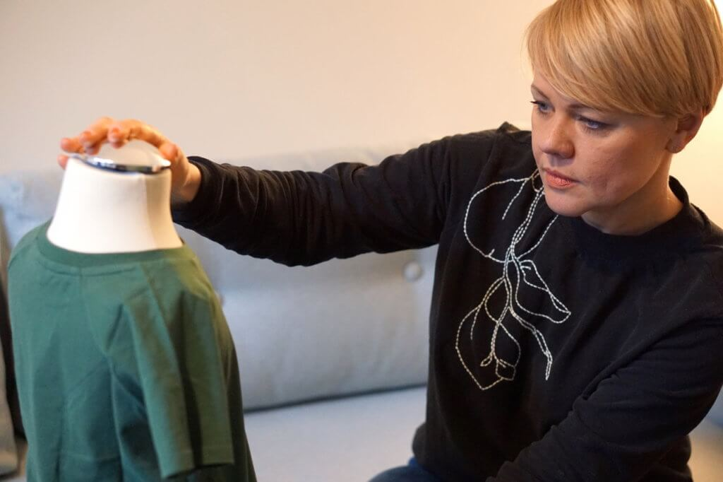 Pepe&Nika interviewed Lilija, co-founder of Pepe&Nika introducing her very own brand for organic kids clothes Orbasics